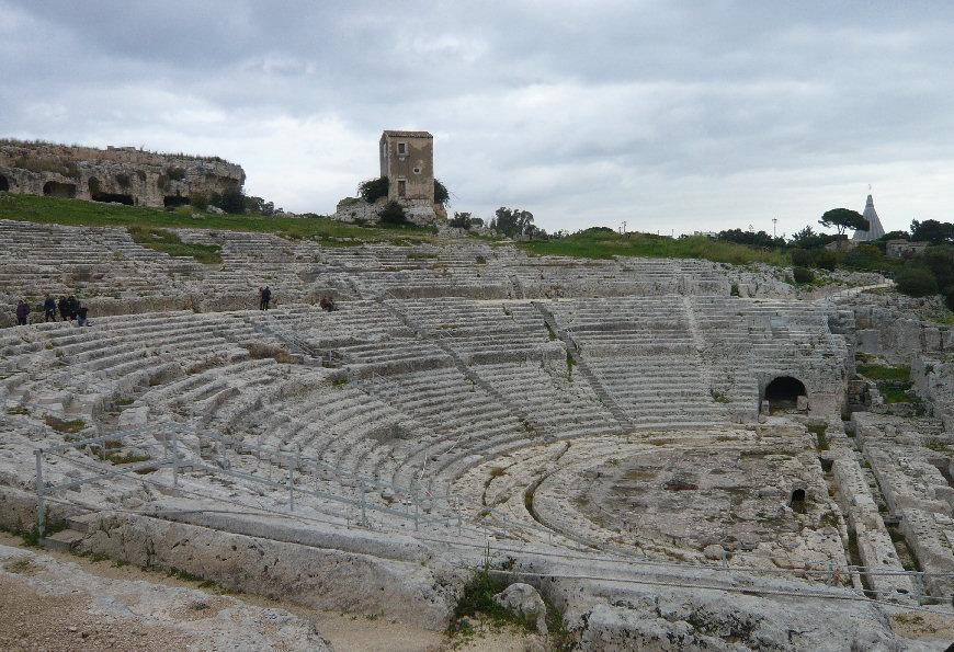 Teatro_greco di Siracusa