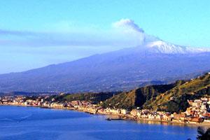 Tour Sicilia Orientale Monte Etna