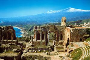 Sicilia Orientale Taormina